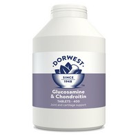 Dorwest Glucosamine & Chondroitin 400 Tablets
