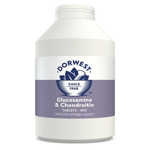 Dorwest Glucosamine & Chondroitin 400 Tablets 1