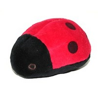 Fluff & Tuff Lady Bug