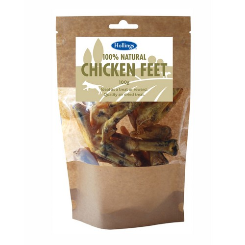 Hollings 100% Natural Chicken Feet 1