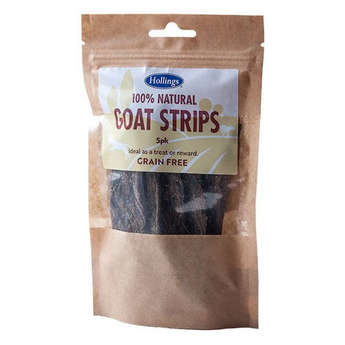 Hollings 100% Natural Goat Strips 1