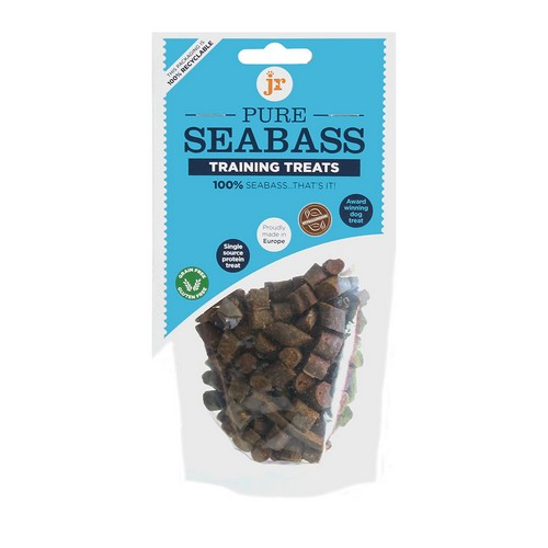 JR Pet Products Pure Seabass Training Treats 1