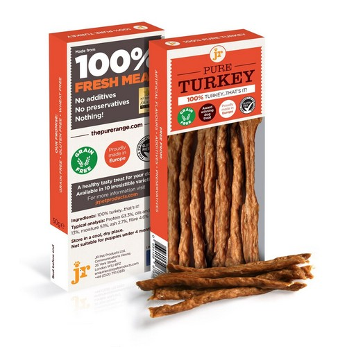 JR Pet Products Pure Turkey Sticks 50g 1
