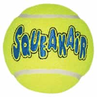 KONG Air Dog Squeaker Extra Large Tennis Ball