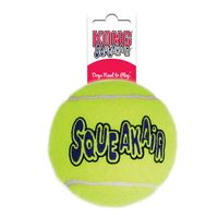 KONG Air Dog Squeaker Large Tennis Ball