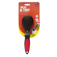 Mikki Easy Grooming Combi Brush Small