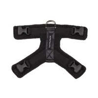 Black 15mm Harness