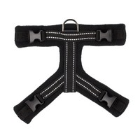 Black Reflective 20mm Harness