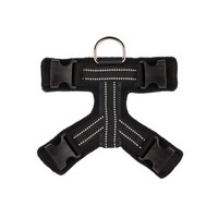 Black Reflective 40mm Harness