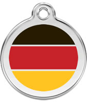 German Flag (1DE)