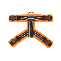 High Vis Orange 15mm Harness