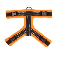 High Vis Orange 20mm Harness