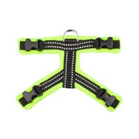 High Vis Yellow 15mm Harness
