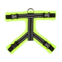 High Vis Yellow 20mm Harness