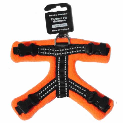 Perfect Fit Harness Top 15mm 1