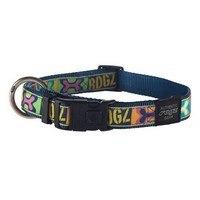 ROGZ Small (Jellybean) Fancy Dress Nylon Dog Collar