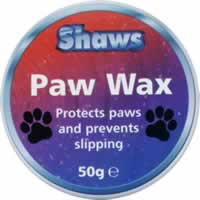 Shaws Paw Wax