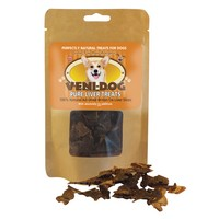 VENI-DOG Pure Ox Liver Treats